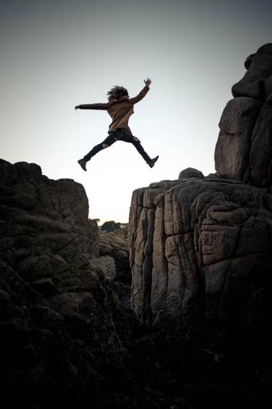 Chance-jumping pic..unsplash